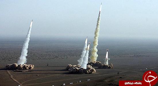 آیا سپاه پاسداران رزمایش موشکی برگزار میکند؟ + تصاویر