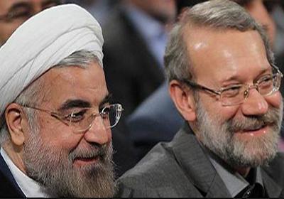 تلفن همراه رئیس جمهور/ گفتگو با اصلاحات یا تکزنگ به لاریجانی یا...؟