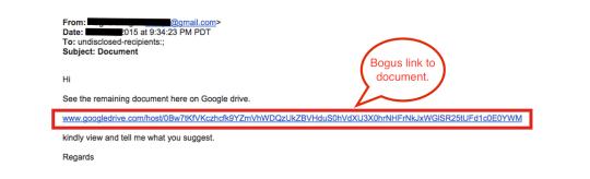 استفاده هکر ها از سرویس ابر گوگل برای سرقت اطلاعات
