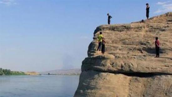بروشور سیاحتی داعش از عراق