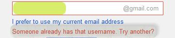 ساختن gmail