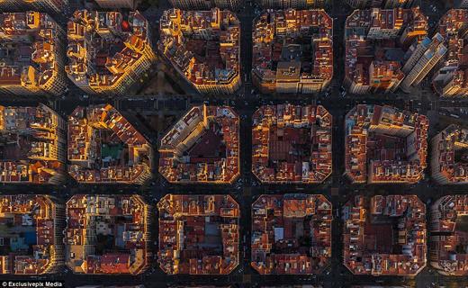چشم اندازی زیبا و باور نکردنی از جهان پیرامون +تصاویر