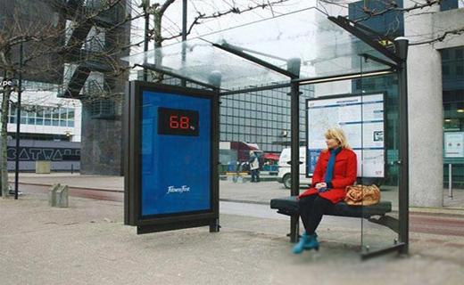 متفاوت ترین ایستگاههای اتوبوس+ تصاویر