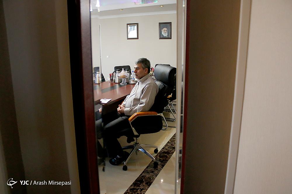 دکتر فریدون عباسی/ عکس