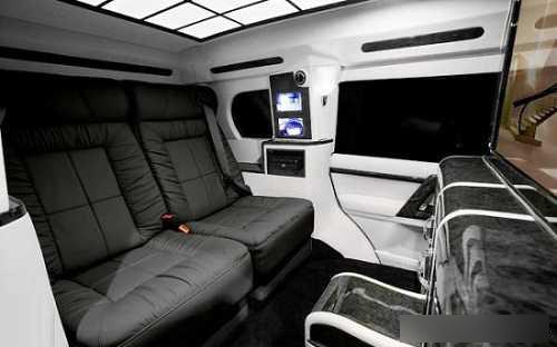 خودرویی مجهز به امکانات رفاهی و امنیتی