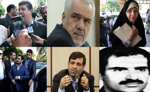فرزندان مسئولینی که دادگاهی شدند/ پرونده چهرههای سیاسی به کجا رسید؟+ تصاویر