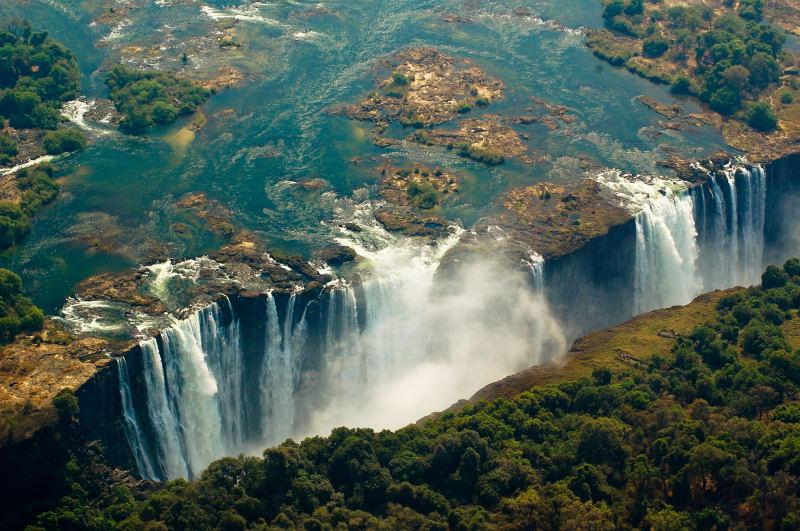 استخر شیطان در زیمباوه