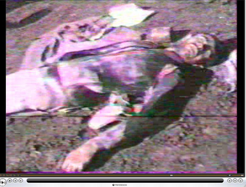 عکس های دیده نشده از غواصان خط شکن کربلای 4 قبل از اعدام !!