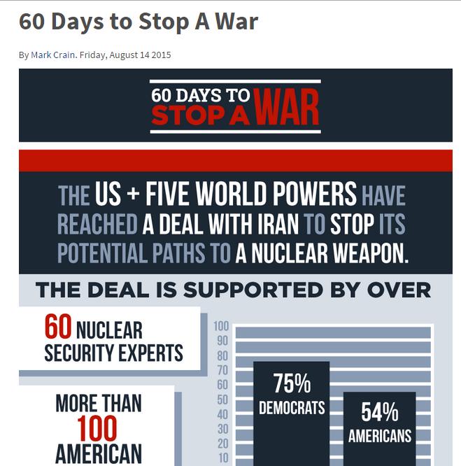 کسانی که مخالف مذاکرات هسته ای هستند+اینفوگرافی