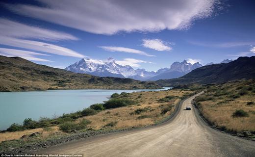 زیباترین جاده ها در سرسر دنیا+تصاویر