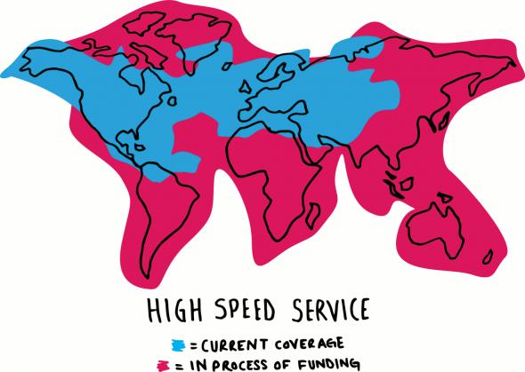 همه چیز درباره اینترنت رایگان ماهواره ای