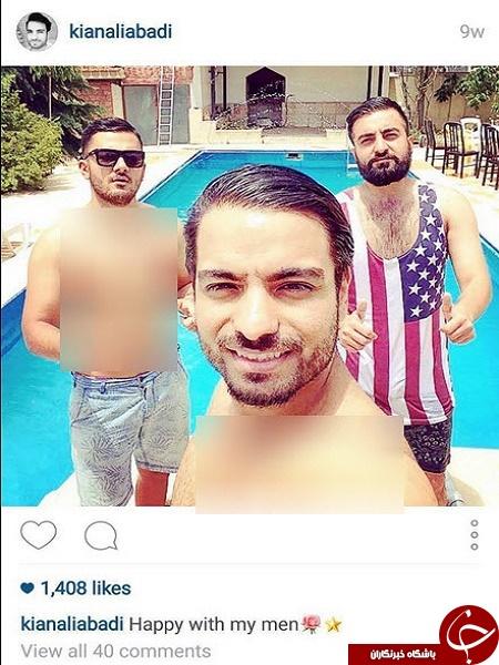 پسر علی آبادی سوژه مجری من و تو شد + تصاویر