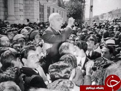 ایران و آمریکا 62 سال قبل +تصاویر