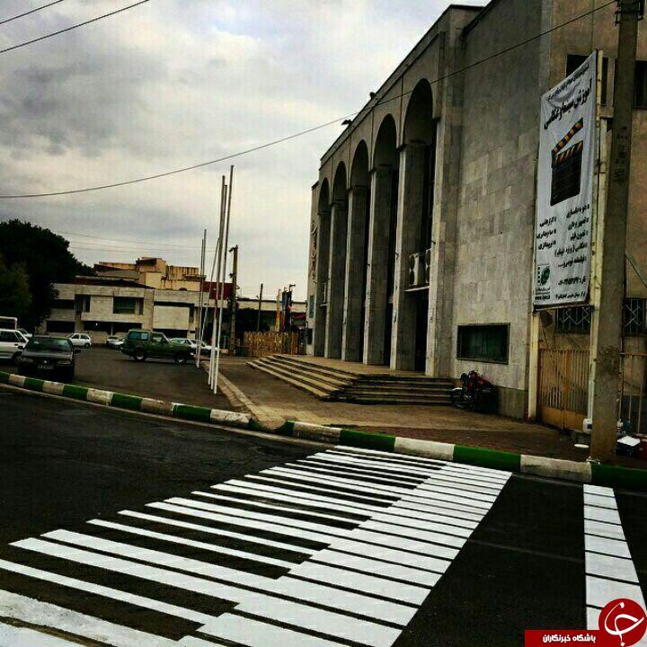 3486358 312 خط کشی های خلاقانه در خیابان+ تصاویر