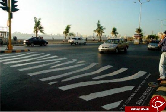 3486382 441 - خط کشی های خلاقانه در خیابان+ تصاویر