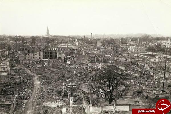 تصاویری دیده نشده از جنگ جهانی دوم +18