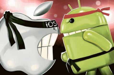 دعوای سامسونگ و اپل ادامه دارد