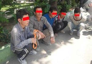 بازداشت داعشیهای قلابی در تهران/ رونمایی از جلاد چاق داعش +عکس
