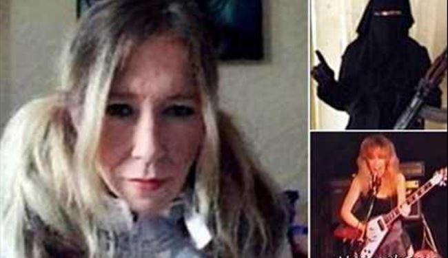 لیدر زنان داعشی را بشناسید+ تصاویر