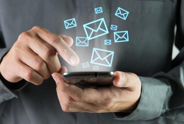 پیامک های تبلیغاتی انبوه مورد بررسی قرار می گیرند