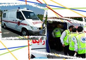 مرگ دلخراش 3 کارگر ساختمانی در بزرگراه اشرفی اصفهانی