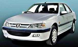 قیمت جدید ماشین پژو پارس