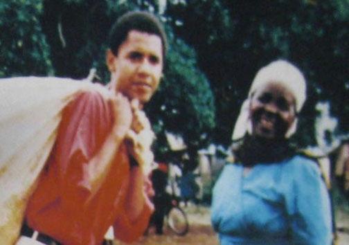 انتشار تصاویر منتشر نشده از اوباما در کنیا (+عکس)