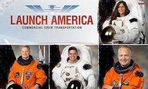 4 فضانورد از جان گذشته برای رویارویی با مرگ ناگهانی انتخاب شدند  تصاویر