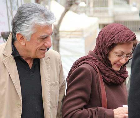 سلفیهای جذاب بازیگران و هنرمندان معروف ایران به همراه همسرانشان