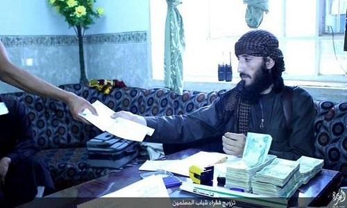 داعش به مسلمانان فقیر کمک می کند +تصاویر