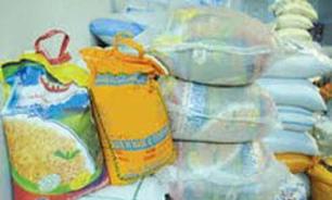 توقیف 4تریلر با 92تن بار برنج قاچاق