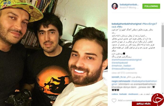 پوشیدن کاپشن در تابستان/ الناز شاکردوست و اوباما/ نوستالژی علی کریمی/ جواد رضویان واس ماس