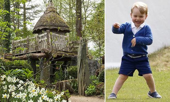 گنده ترین کادوی تولد پرنس جرج!