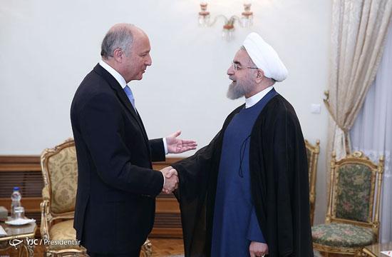 روحانی: توافق هستهای باید همکاری بهتری را با اروپا رقم بزند/ دعوت رسمی اولاند از روحانی