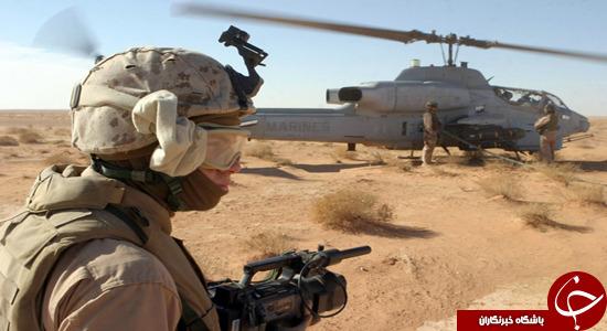 تحرکات مشکوک بالگردهای آمریکایی در استان