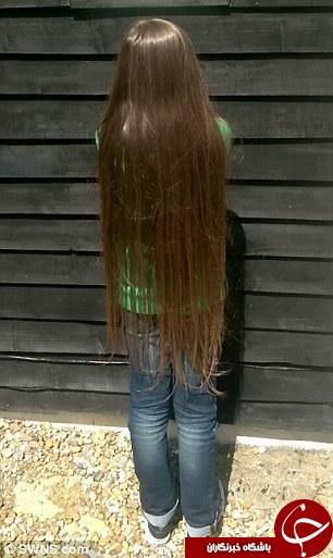 موهای بلندی که رسانه ای شد!+تصاویر