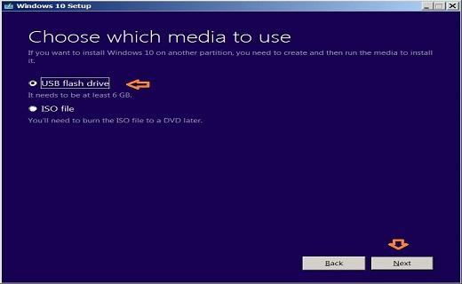 آموزش جامع و تصویری نصب ویندوز 10