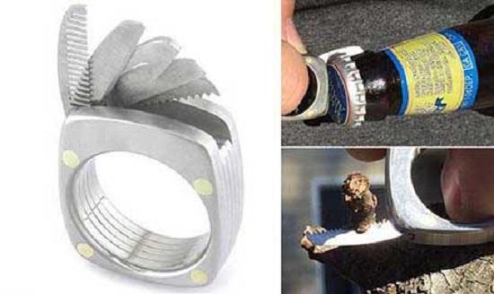 حلقهای که توجه خیلی از مردها را جلب خواهد کرد! + عکس