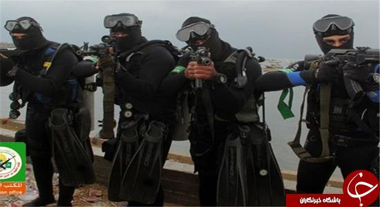 شکار ویژه  کماندوهای حماس ؟! + عکس