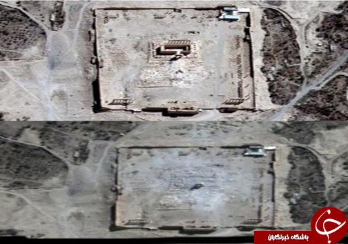 داعش انسانها را کباب میکند/تصویر ماهوارهای از جنایت داعش + تصاویر