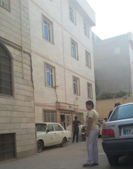ماجرای سر بریدن سپهر کوچولو زیر بازارچه تهران