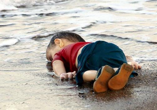 تلخ ترین نما از مهاجران سوری در مدیترانه