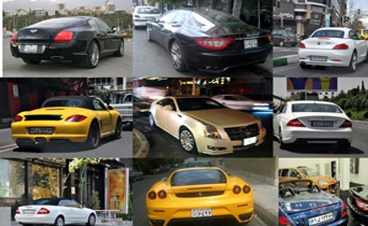 خودروهای لوکسی که تصادف با آنها زندگی را به باد میدهد+عکس