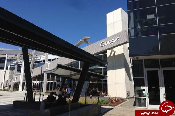 به روز رسانی لوگوی گوگل در مراکز مختلف +تصاویر