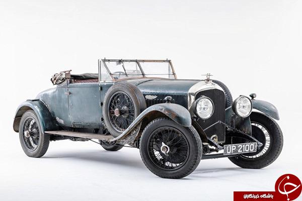 خودرویی 100 ساله به ارزش 1 میلیون دلار!