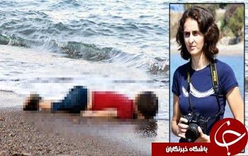 لحظات ثبت تصاوير كودك سوري از زبان خبرنگارش