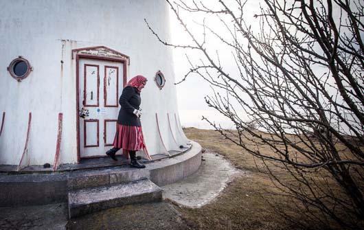 جزیره زنان در ایسلند+ عکس