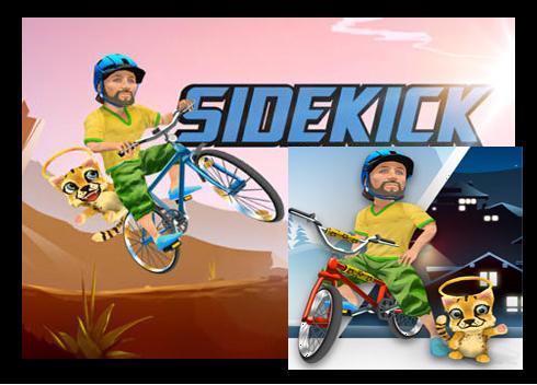 با موبایل دوچرخه سواری کنید+ دانلود