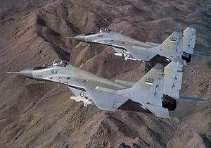 سوختگیری جنگنده