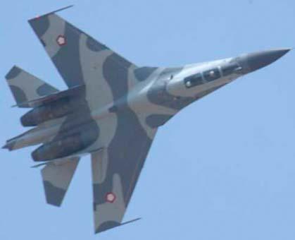 پرواز عملیاتی اسکادران جنگنده